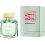 Antonio Banderas queen of seduction eau toilette natural femenina de 50ml. en spray