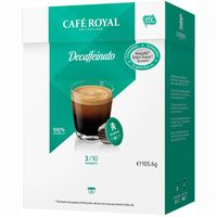 Royal cafe descafeinado cdg 16 en caja