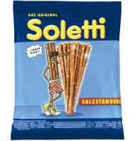 Soletti snacks original de 120g.