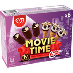 Cornetto helado movie time por 6 unidades