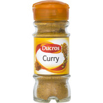 Ducros curry de 46g. en bote