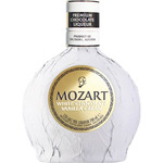 Mozart licor chocolate cream blanco de 70cl. en botella