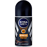 Nivea Men hombre desodorante roll on stress protect antitranspirante envase de 50ml.