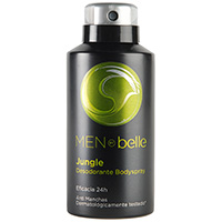 Belle dedorante jungle men by de 15cl. en spray
