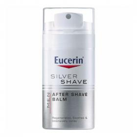 Eucerin balsamo facial despues del afeitado men de 75ml.