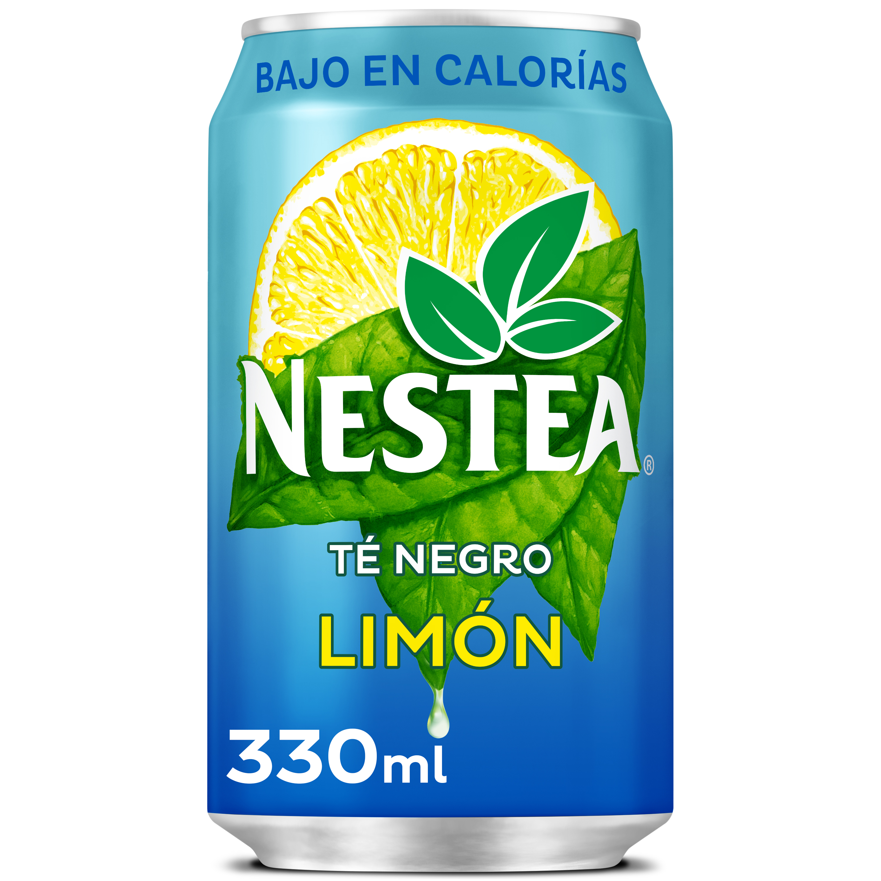 Nestea refresco te al limon de 33cl.