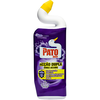 Pato wc doble accion lavanda pato de 75cl.