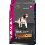 Eukanuba adult small & medium breed alimento completo perro adulto con cordero arroz de 12kg. en bolsa