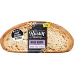 Bimbo the rustik bakery pan 100% natural con masa madre aceitunas envase de 450g.