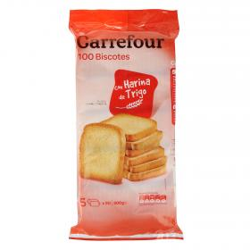 Carrefour biscotes normales 100