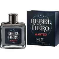 Rebel colonia mujer wanted mango vaporizador de 10cl.
