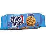 Chips Ahoy galletas con pepitas chocolate de 128g. en paquete