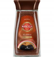 Marcilla cafe solub natural de 200g.