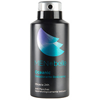 Belle dedorante oceanic men by de 15cl. en spray