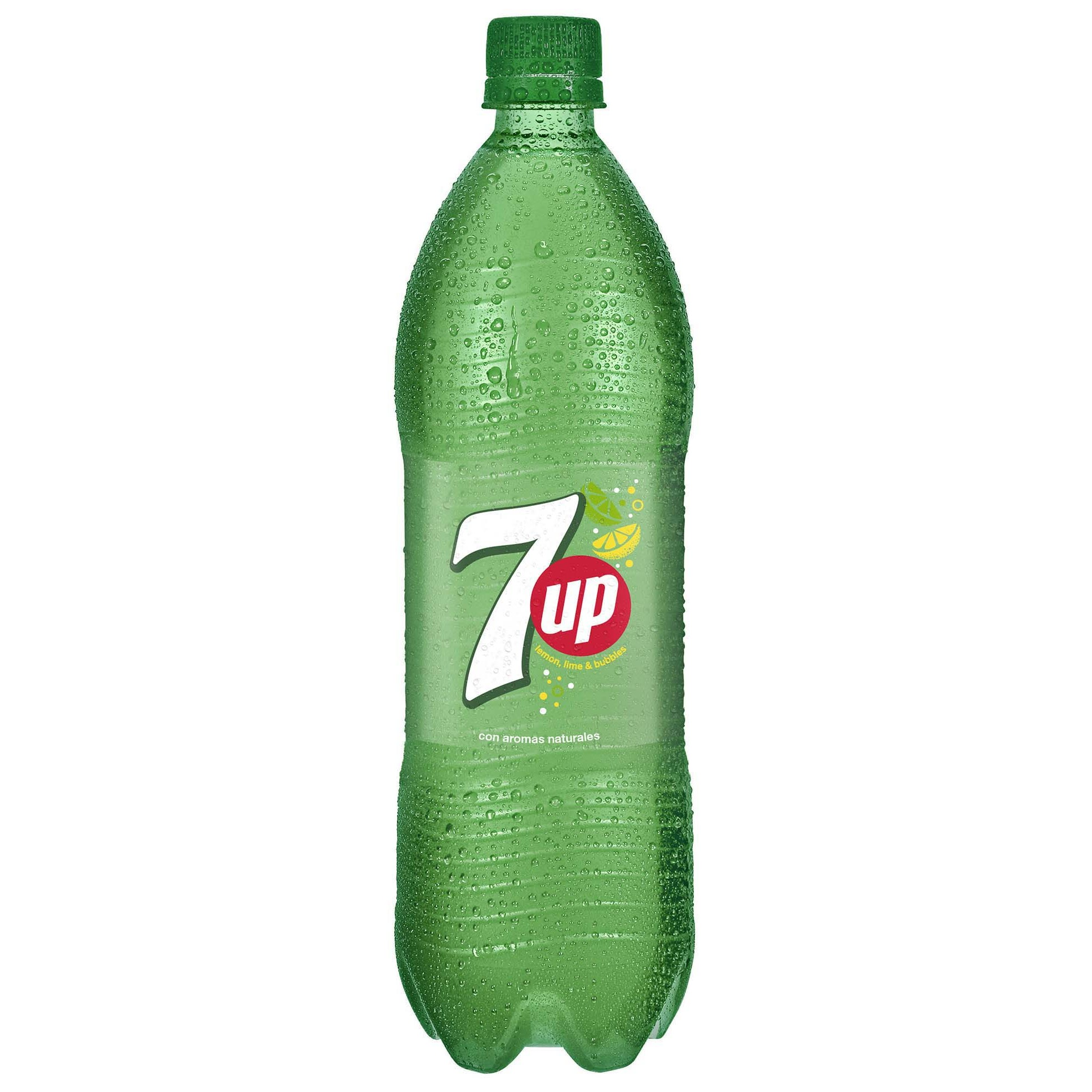 7up refresco lima limon lima de 1l. en botella