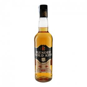 Gold Kiss whisky blended spirit 30 % de 70cl.