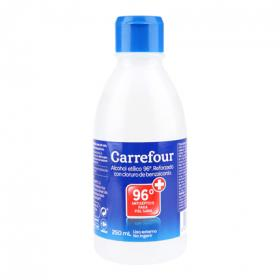 Carrefour alcohol 96º de 25cl.
