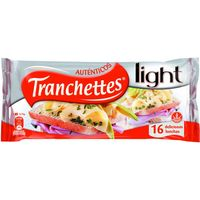 Queso lonch.light tranche de 300g.