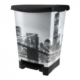 Curver decobin brooklyn de 25l.