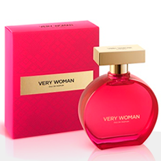 Eau toilette mujer vaporizador, very woman, de 10cl. en botella