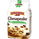 Pepperidge Farm chesapeake chocolate chunk galletas con pepitas chocolate nueces pecanas de 206g. en paquete