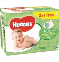 Huggies toallitas natural care 192