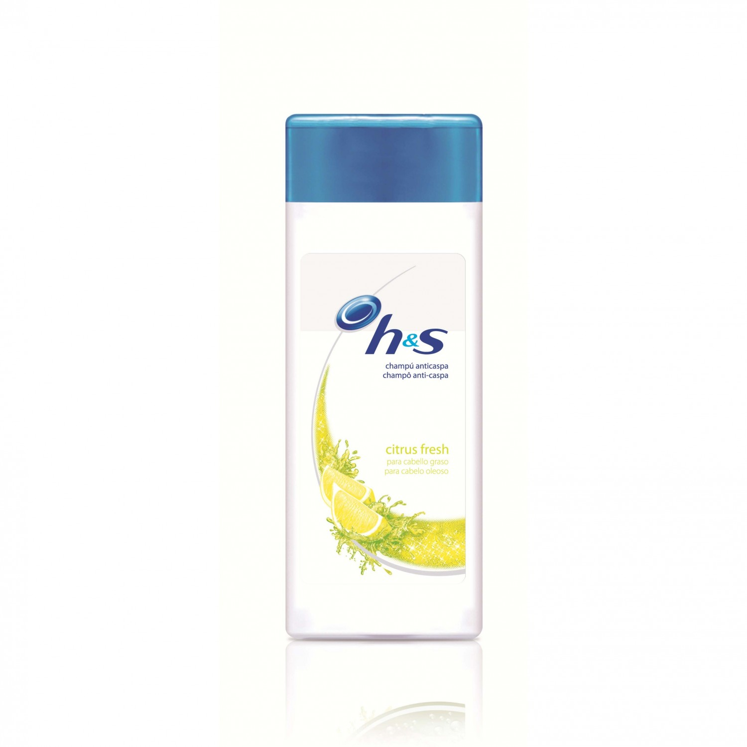 H&s champu citrus fresh de 75ml.
