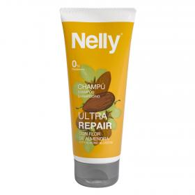 Nelly champu ultra repair con flor almendra de 10cl.