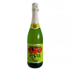Eva sidra sin alcohol de 75cl.