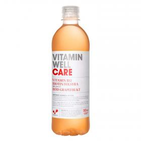 Care bebida con vitamina b12 vitamin well de 50cl.