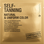 Comodynes self tanning natural & uniform color toallitas autobronceadoras faciales 8 en paquete