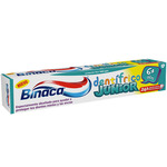 Binaca pasta dientes junior 6 años tubo de 75ml.