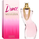 Shakira dance eau toilette natural femenina de 50ml. en spray