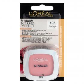 Loreal colorete accord perfect le blush nº105 rosa intenso