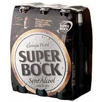 Super Bock cerveza sin alcohol de 33cl. por 6 unidades