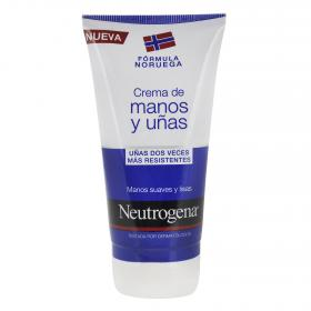 Neutrogena crema manos uñas de 75ml.