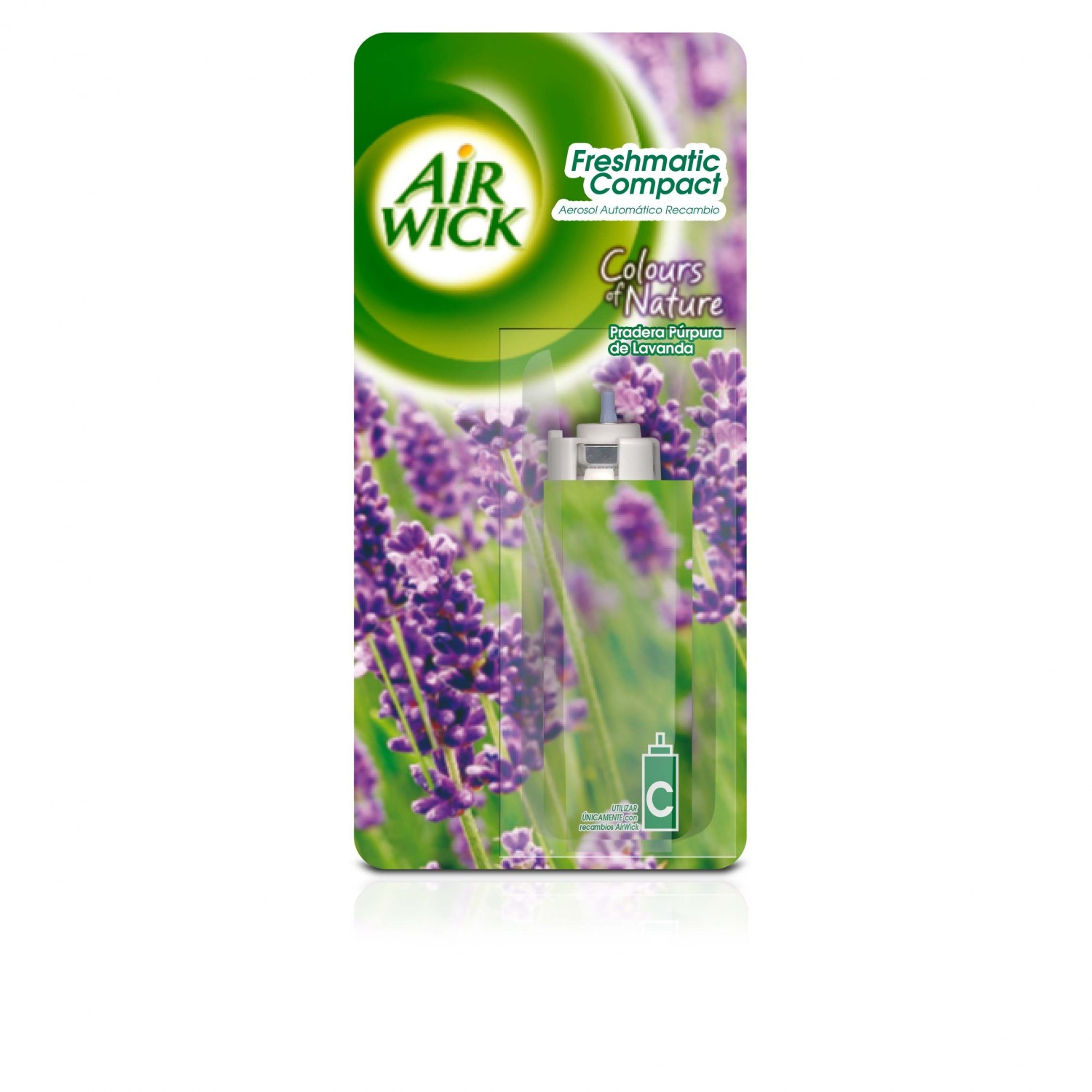 Air Wick recambio automatico mini fresh matic lavanda