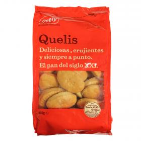 Quely galletas inca de 400g.