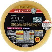 Eroski Seleqtia queso idiazabal natural al corte 1 00 kg