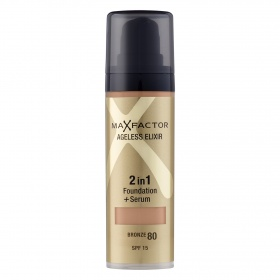 Max Factor base maquillaje ageless elixir 80