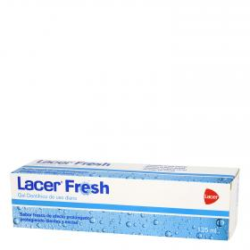 Lacer fresh gel dentifrico de 12,5cl.