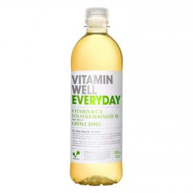 Bebida everyday vitamin well de 50cl.