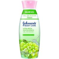 Gel de uva revitalizante johnson`s de 75cl. en bote