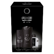 Axe estuche collection dark desodorante gel ducha aftershave de 10cl.