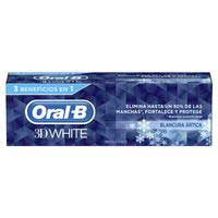Oral B dentifrico 3d blanc artic de 75ml.