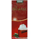 Hacendado infusion te english breakfast 25 de 43,75g. en caja