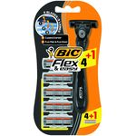 Bic maquinilla desechable easy 5 1