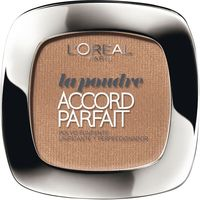 Loreal polvo compacto accord perfect d5 sable dore