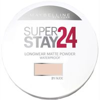 Maybelline maquillaje polvo superstay 24h 021