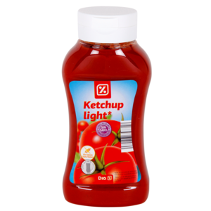 Dia ketchup light de 540g. en botella